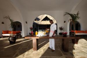 Jumbo Watamu Welcome Drink